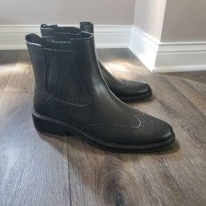 Kenneth Cole Chelsea Rain Boots Men sz 12